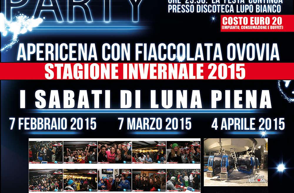 Full Moon Party 2015