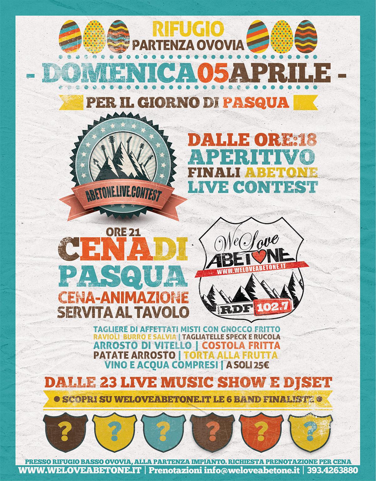 domenica pasqua abetone 2015 abetone live contest