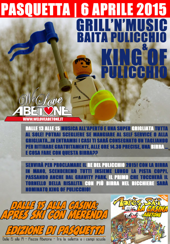 Pasquetta 2015 | Grill'n Music + King of Pulicchio