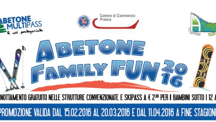 ABETONE FAMILY FUN