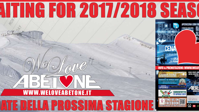Abetone Stagione Invernale 2017/2018