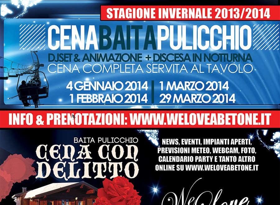 Eventi WeLoveAbetone @ Ovovia/Pulicchio